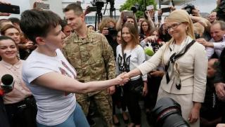 В деле Савченко могут появиться два высокопоставленных соучастника