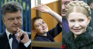 В истории с Савченко власть допустила серьезный ляп