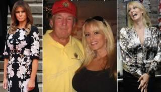 Порноактриса утверждает, что человек Трампа угрожал ее ребенку