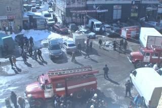 В Харькове едва не повторилась кемеровская трагедия