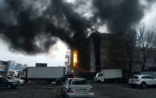 Огненная ловушка: как в украинских ТРЦ экономят на безопасности людей