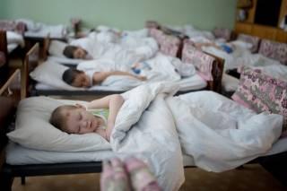В детсаду на Буковине воспитатели устроили застолье во время тихого часа