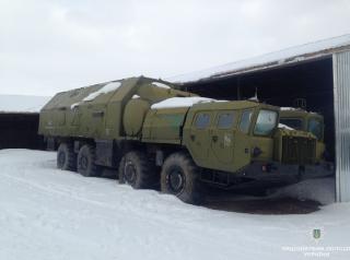 На Житомирщине воровали военную технику и продавали ее через Интернет
