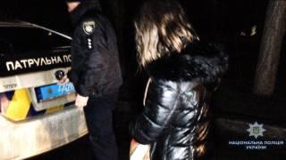 В суровом Николаеве пьяная горе-мамаша выбросила с моста собственного ребенка