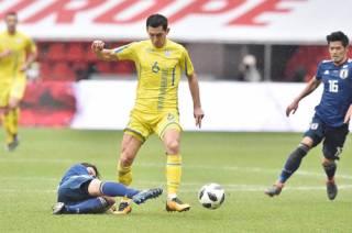Сборная Украины реабилитировалась перед болельщиками, обыграв участника Чемпионата мира