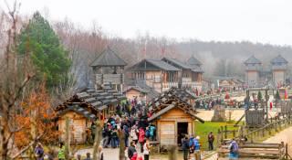 В ближайшие выходные Древний Киев будет шутить по-древнеславянски