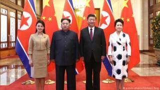 В ходе тайного визита в Китай лидер КНДР вдруг заговорил об отказе от ядерного оружия