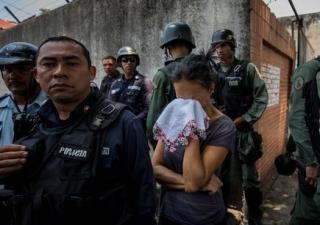 В тюрьме Венесуэлы заживо сгорели 68 заключенных