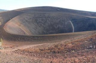 В Америке обнаружен ранее неизвестный вулкан