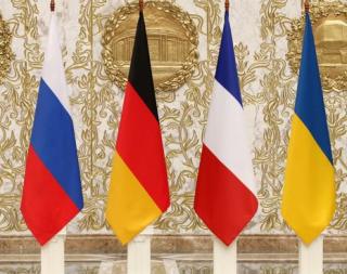 Нормандская четверка сделала новое заявление по Донбассу