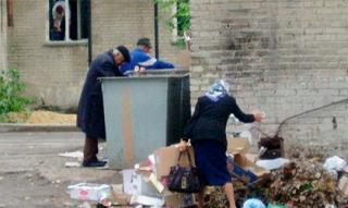 Вместо среднего класса в Украине появилась еще одна прослойка нищих