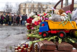 Пожар в Кемерово: Жена зрителя, запершего детей в кинозале, рассказала, как все происходило