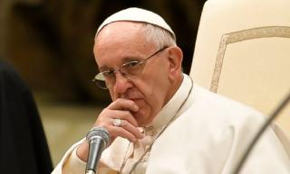 По словам журналиста, Папа Римский отрицает существование ада