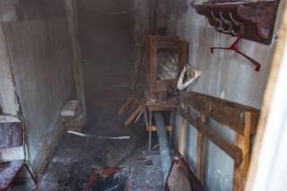 В Днепре из-за пожара в школе эвакуировали всех детей