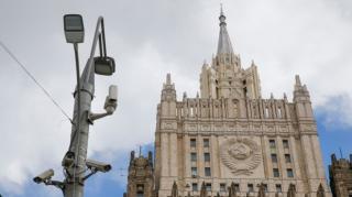 Россия активно высылает европейских дипломатов