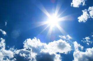 В Украину идет настоящая жара