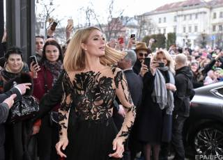 Пэрис Хилтон собрала во Львове гламурную тусовку, открывая очередной отель