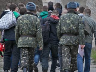 В Украине стартовала весенняя призывная кампания