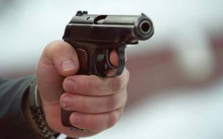 В Одессе мужчина выстрелил в соседа из-за рухнувшего балкона