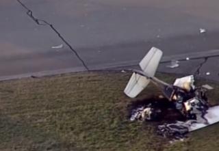 В США на взлетной полосе столкнулись два самолета. Есть жертвы