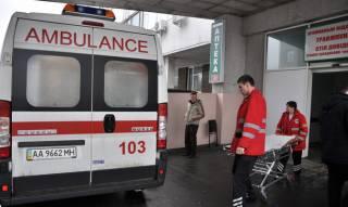 В киевской школе первоклассница пережила клиническую смерть