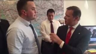 Холодницкий потроллил Ляшко, припомнив ему дом в Козине и везение в лотерею