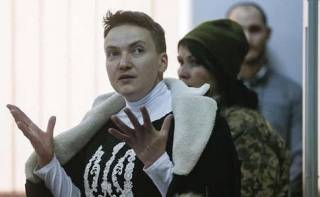 Савченко не прошла проверку на полиграфе, - СБУ