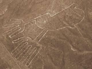 Ученые нашли в пустыне Наска несколько гораздо более старых рисунков