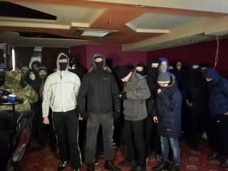 Пользователи соцсетей поддержали банду, которая громит игорные заведения в Киеве