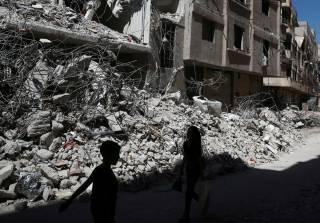 Мир облетели жуткие кадры последствий якобы очередной химической атаки в Сирии