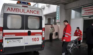 В Киеве продолжают избивать врачей, рассказавших о взятках в больнице