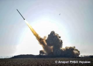 На Одесщине испытали новый украинский ракетный комплекс