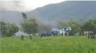 Авиакатастрофа в Алжире. Погибли не менее 200 человек