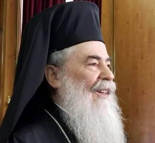 Ценности Православной Церкви способны поддерживать целостность украинского народа, - Иерусалимский Патриарх