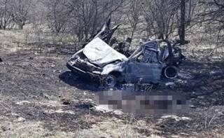 На Луганщине в результате взрыва погибла семья главы местной общины