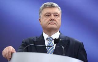На четвертом году войны Порошенко решил отменить договор о дружбе с Россией. Частично