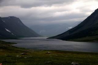 В Арктике обнаружены озера, аналогичные найденным на спутнике Юпитера