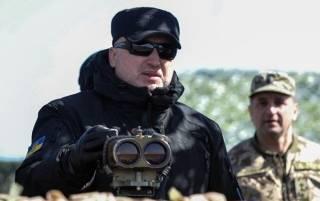 По словам Турчинова, Россия уже сегодня готова к полномасштабной войне против Украины