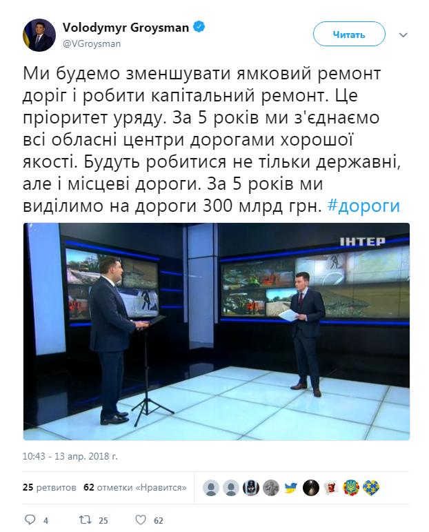 Гройсман поведал, что нужно сделать, чтобы украинцы неездили назаработки