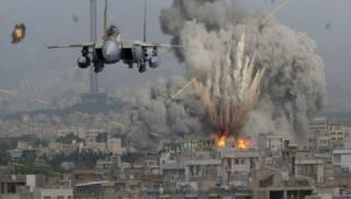В истории с бомбежкой Сирии всплыли интересные факты