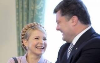Порошенко и Тимошенко начали заочные дебаты