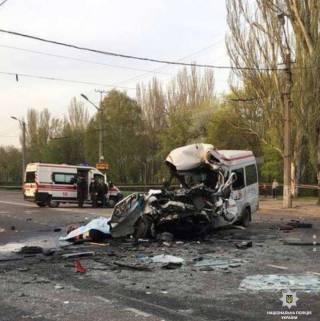 Масштабное ДТП в Кривом Роге: 8 человек погибли, 18 ранены