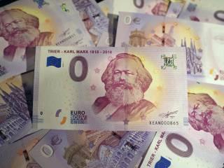 По всему миру разошлась купюра номиналом в ноль евро