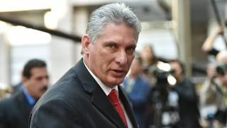 Впервые за 60 лет к власти на Кубе пришел человек, не принимавший участие в революции. США все равно не довольны