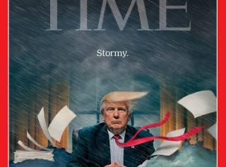 Впервые за последние годы Путин выпал из рейтинга самых влиятельных людей журнала Time
