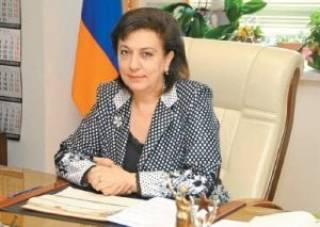 Министр Диаспоры Армении поздравила украинское интернет-издание с 10-летием