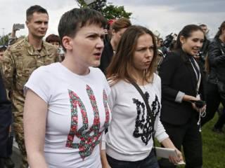 В предвкушении бренда «Сёстры Савченко — Надежда и Вера Украины»