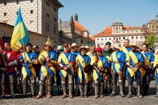 Сборная Украины по средневековому бою отправляется на Чемпионат мира в Шотландию