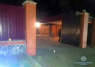 На Запорожье из-за взрыва гранаты был ранен поселковый голова