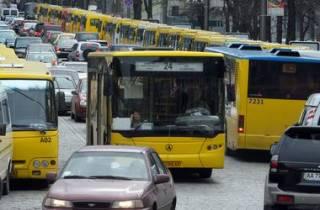 В Киеве планируют вдвое повысить цену на проезд в городском наземном транспорте
